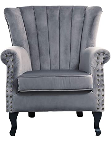 Pleasing Armchairs Shop Amazon Uk Squirreltailoven Fun Painted Chair Ideas Images Squirreltailovenorg