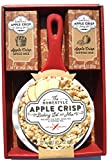 Apple Crisp Dish Baking Set with Spice and Topping Mix