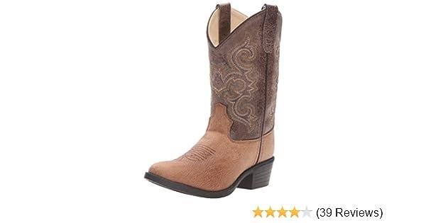 9f15418f48b Old West Kids Boots J Toe Vintage (Toddler/Little Kid)