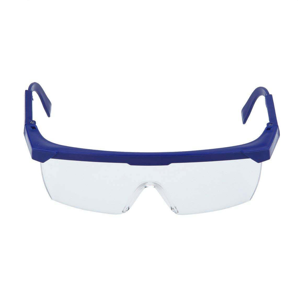 Zinniaya Seguridad en el Trabajo Gafas Protectoras para los Ojos Anteojos Laboratorio Pintura contra el Polvo Dental Industrial Anti-Splash Wind A Prueba de Polvo Gafas