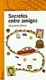 SECRETOS ENTRE AMIGOS par Wilson