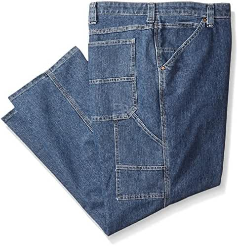 Lee Men's Big-Tall Dungarees Custom Fit Carpenter Jean