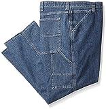 Lee Men's Big-Tall Dungarees Custom Fit Carpenter Jean, Quartz Stone, 50W x 30L
