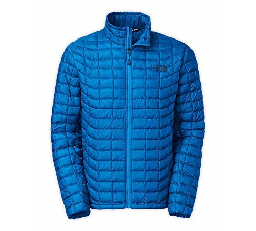 The North Face Mens ThermoBall™ Full Zip Jacket (Bomber Blue, XX-large)