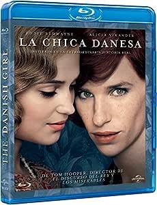 La Chica Danesa [Blu-ray]: Amazon.es: Eddie Redmayne