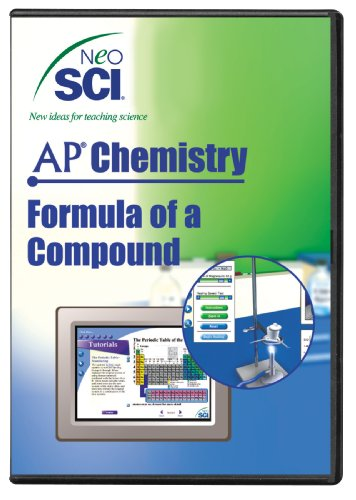 Neo/SCI Formula of a Compound Neo/LAB AP Chemistry Software, Individual License ()