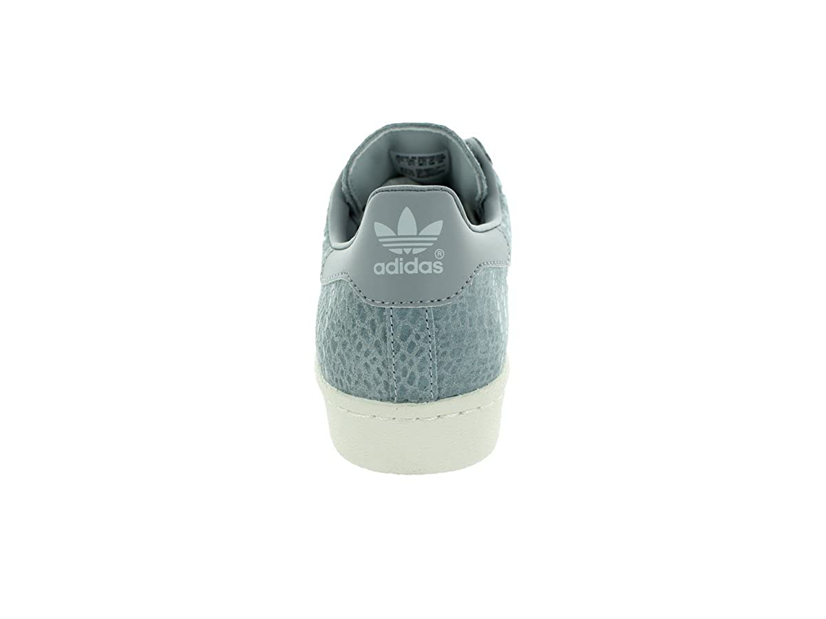 Adidas Superstar Superstar Superstar 80s W Damen US 9 Grau Turnschuhe 49b259