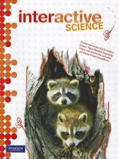 Amazon interactive science grade 5 9780328712052 books interactive science 2012 student edition consumable grade 4 fandeluxe Images