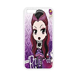 Monster-High iPhone 6 Plus 5.5 Inch Cell Phone Case White Zlxhp
