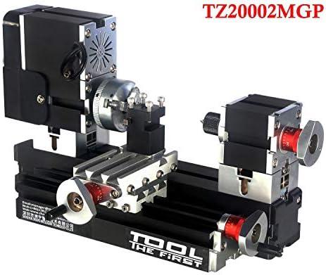 ZWH-ZWH ミニウッド旋盤強力な60ワットモーター電着ミニメタル旋盤BについてはDIYモデルメイキング、柔らかい金属加工Woodturning旋盤 旋盤アクセサリー