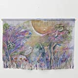 Society6 Wall Hanging, Size Small 23 1/4'' x 15 3/4'', Dance of Nature by crismanart