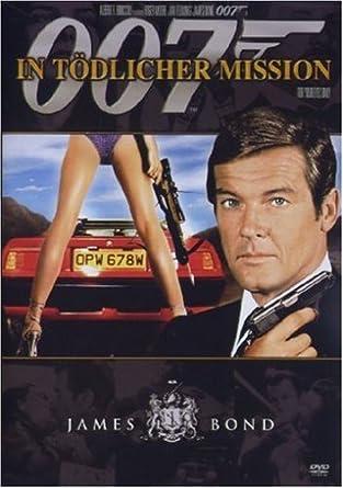 James Bond 007 - In tödlicher Mission: DVD oder Blu-ray
