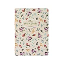 PAPERIAN Blossom Garden Anti Skimming Passport Case - Floral patterned RFID Blocking Passport Cover