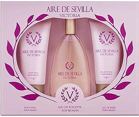 Instituto Español Pack Aire de Sevilla Victoria 3 Un 150 ml: Amazon.es: Belleza
