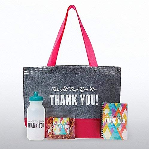 Tote-ally Fantastic Employee Gift Set - Thanks for All You Do - Employee Appreciation and Recognition ()