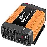 Ampeak 1000W Power Inverter Truck/RV Inverter 12V