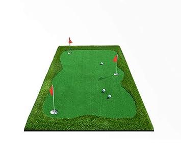 GZ Mats Golf Golf Golpear, Golf Interior Putting Exerciser ...