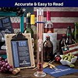 Brewing Hydrometer Alcohol Tester