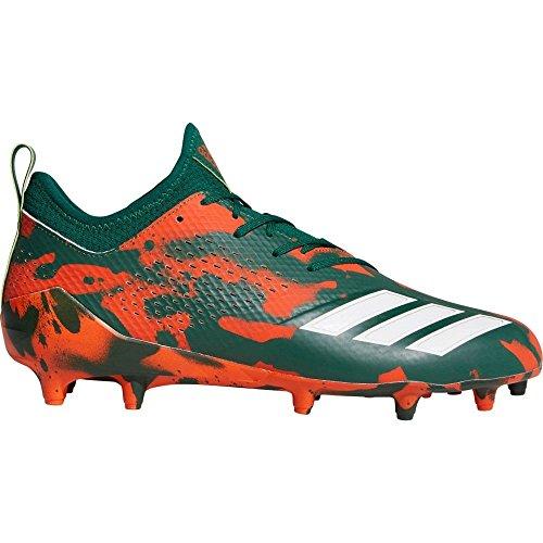 月ラウンジ頼む(アディダス) adidas メンズ アメリカンフットボール シューズ?靴 adiZERO 5-Star 7.0 Football Cleats [並行輸入品]