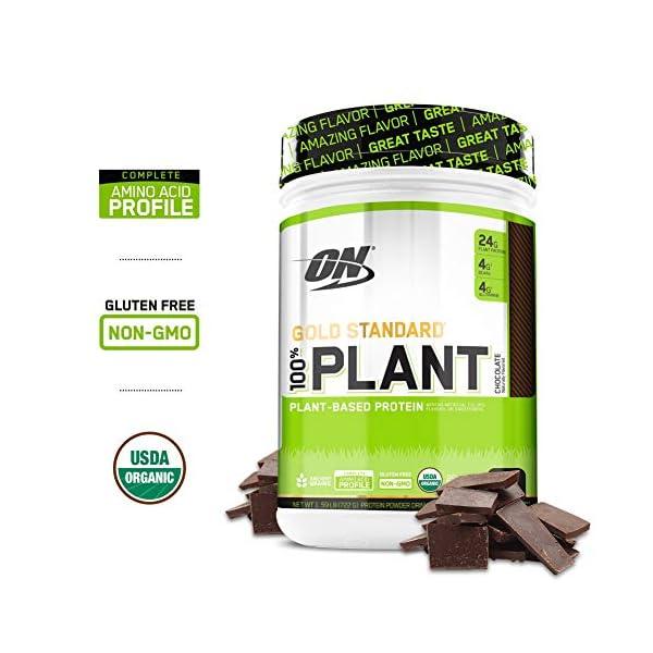 Optimum Nutrition Vegan Protein Powder