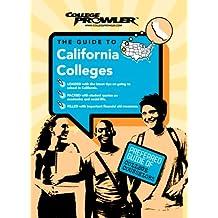 California Colleges (College Prowler) (College Prowler: California Colleges)