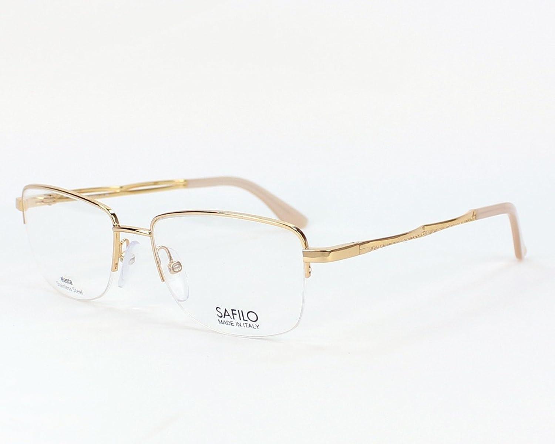 Amazon.com: Safilo eyeglasses SA6008 Elasta000 Metal Gold: Shoes