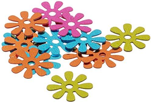 Fetti Retro Flowers (Flower Power Decorations)