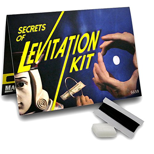 Magic Makers Secrets with Invisible Thread Kit -