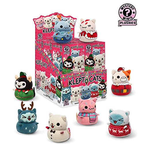 Funko Blind Box Plush: Holiday KleptoCats - One Mystery Plush Collectible Figure, - Blind Box