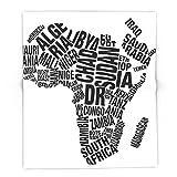 Society6 Africa 88'' x 104'' Blanket