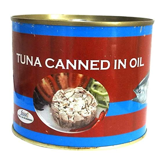 Oceans Secret - Canned Tuna in Oil, 500g (Pack of 2)