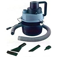 Wet/Dry Vacuum Cleaner Portable Cleaner - 12 Volt DC for Car, Truck, SUV