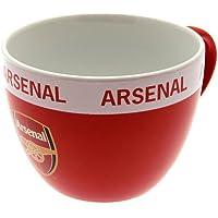 Official Football Teams Cappuccino Mug - Arsenal F.C