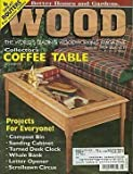 img - for Better Homes & Gardens Wood Magazine September 1995 book / textbook / text book