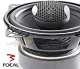 """IC100 - Focal Integration 4"""" 2-Way Coaxial Speakers"""