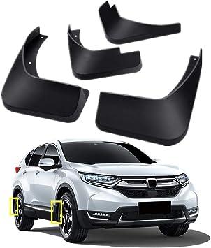 4Pcs For Honda Accord 10th 2017-19 White Fender Mud Flap Splash Guard Mudguards