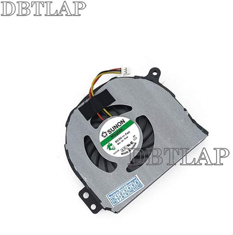 DBTLAP K/ühlung L/üfter kompatibel f/ür Dell inspiron n4110 N4120 M4110 Vostor 3450 Laptop L/üfter