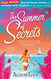 Summer of Secrets by Alison Lucy front cover