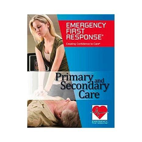 amazon com padi emergency first response efr primary and rh amazon com Emergency Response Manual of Color Emergency Response Manual Back Cover
