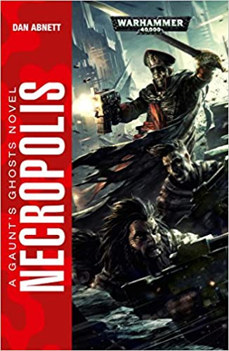 Image result for necropolis dan abnett