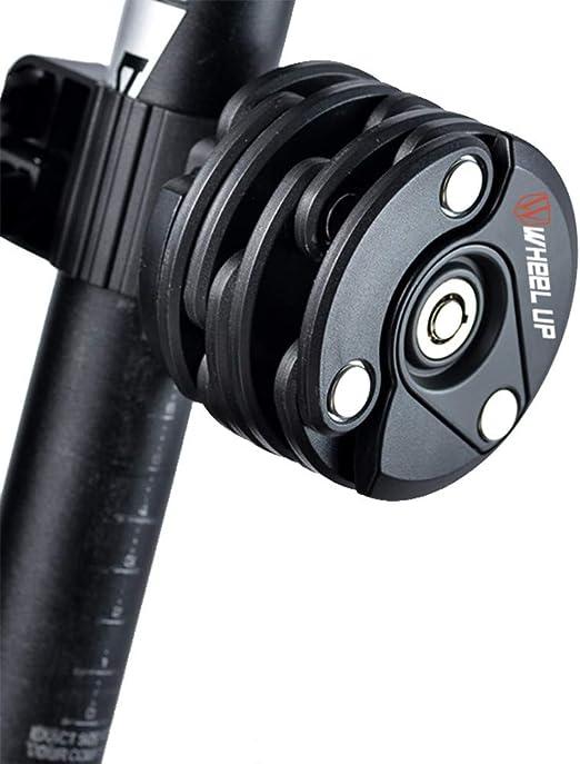 QYWSJ Cube Bike Lock, Candados de Bicicleta de Alta Seguridad para ...