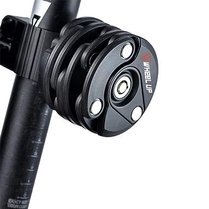 QYWSJ Cube Bike Lock, Candados de Bicicleta de Alta ...