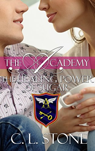 Healing Power Sugar Ghost Academy ebook product image
