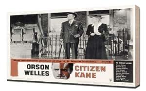 Poster - Citizen Kane_20 - Pintura en lienzo