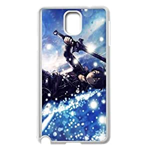 Samsung Galaxy Note 3 Cell Phone Case White Sword Art Online Phone Case Cover Personalized DIY CZOIEQWMXN28260