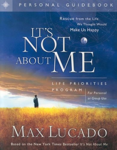 "Download ""It's Not about Me"": Life Priorities Program Guidebook PDF"