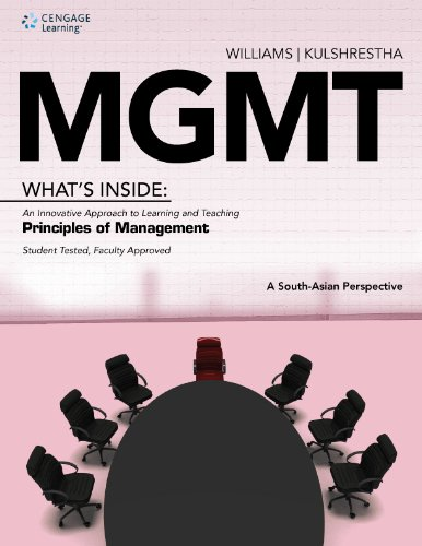 MGMT 3 (with Review Cards and Management CourseMate with eBook Printed Access Card) (Available Titles CourseMate)