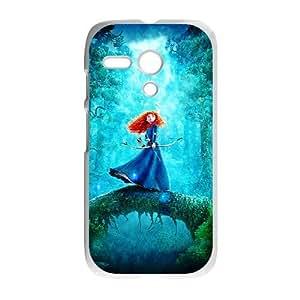 Motorola G Cell Phone Case White Disneys Brave 002 VC9G5102