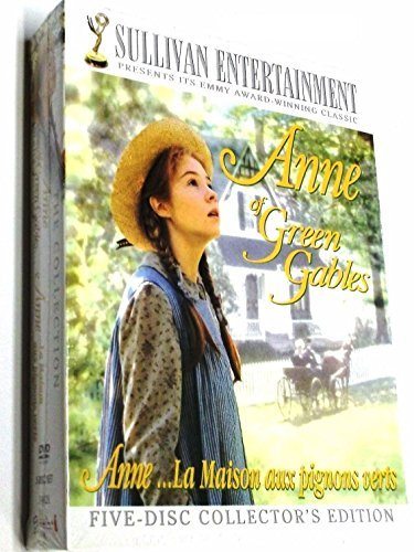 Anne of Green Gables - The Collection (DVD, 2008, 5-Disc Set, 20th Anniversary) (Collection Sets)