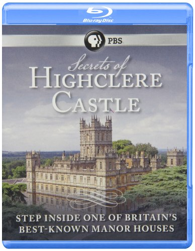 Secrets of Highclere Castle [Blu-ray]